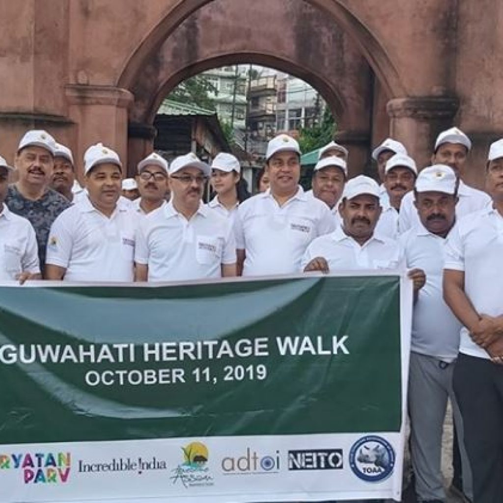 Guwahati Heritage Walk
