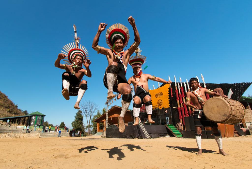 Hornbill Nagaland Festival