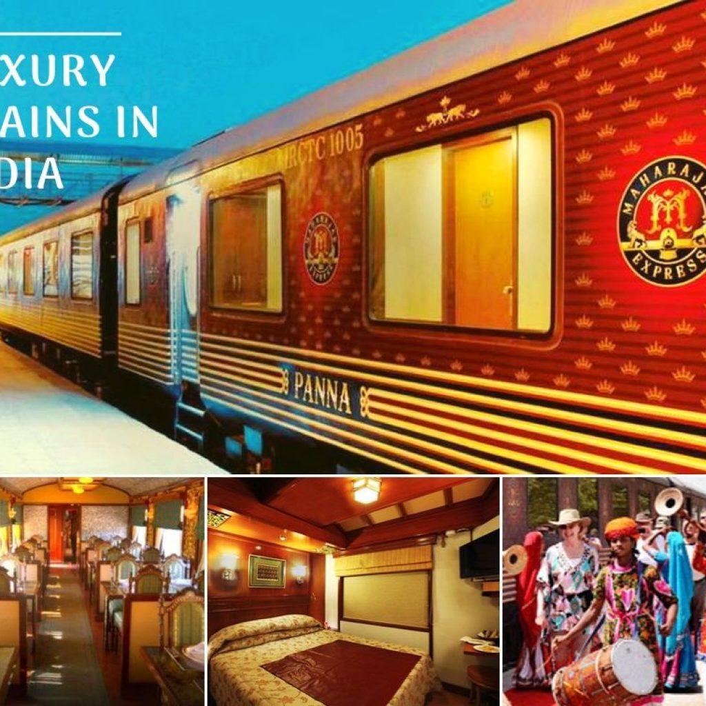 Luxury Trains India