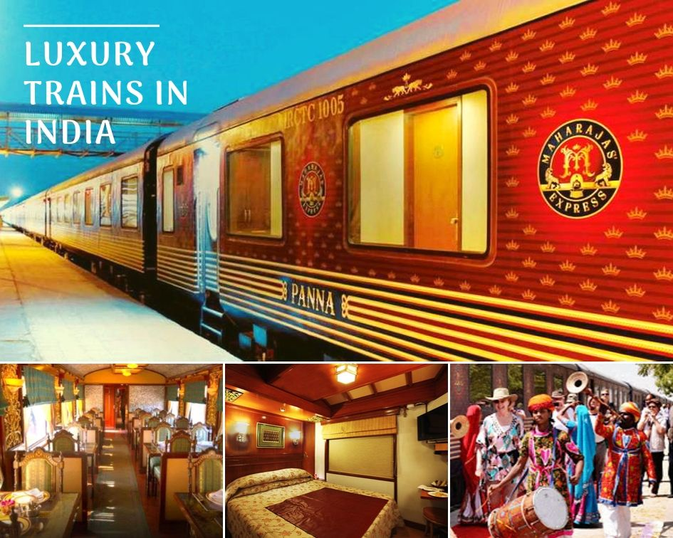 Luxury Trains in India 3